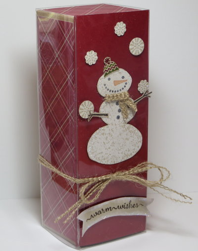 Tag A Box Gift Wrapping