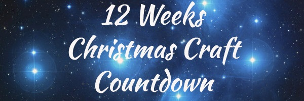 Christmas Craft Countdown